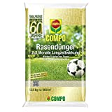 Compo Rasendünger mit Langzeitwirkung 13