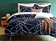 Comfortable Home 6piece King Size Bedding Sets, 1piece Quilt Cover=220x240cm,1piece Fitted Sheet=250x270cm, 2p
