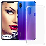 mtb more energy® Case Clear & Slim for Huawei P Smart Plus