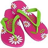 Havaianas Margaridas Pink Flip Flops UK 8-9
