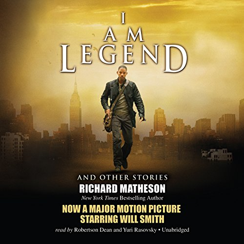 I Am Legend and Other Stories  Audiolibri