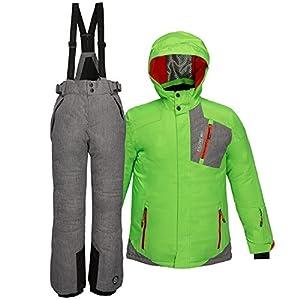 Killtec Kinderskianzug 2 teilig Skijacke + Skihose