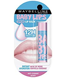 Maybelline Baby Lips Anti Oxidant, Berry, 4g