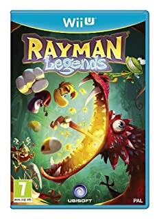 Rayman Legends (Nintendo Wii U) (B00844QP1C) | Amazon price tracker / tracking, Amazon price history charts, Amazon price watches, Amazon price drop alerts