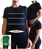 T-Shirt T-Shirt Lunga da Donna Ideale per Il Premaman-Bimbo Che esce dalla Zip- Stampa Divertente- Tutte Le Taglie Donna Maglietta by tshirteria