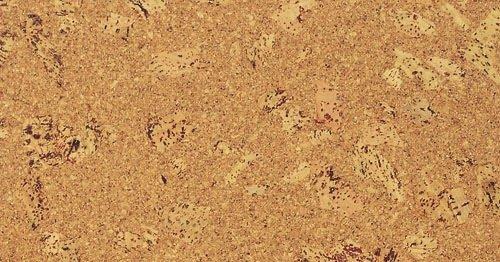 Woodstore KOHE103005 Woodo-Salamanca-KOHE103005 Colonne de liège avec vernis en céramique Marron