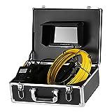 Lixada Fischfinder 20M/30M Kabel Abflussrohr Kanalinspektionskamera-Wasserdichtes industrielles Endoskop-Endoskop-Inspektions-System-Schlange-Kamera 7