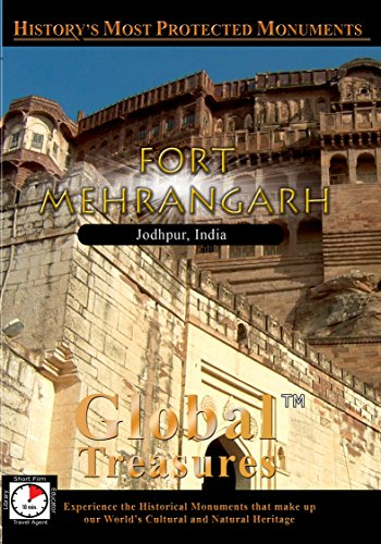 Global Treasures - Fort Meherangarh - Jodhpur, India [OV]
