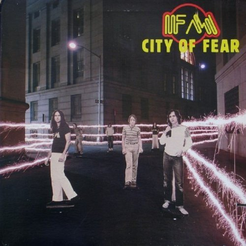 City of Fear (Remastered Edition) Progressive Mandoline