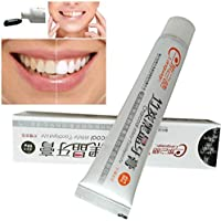 Blanchiment des dents ,Sensail naturel Bambou dentifrice au charbon Teeth Whitening Toothpaste
