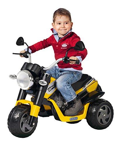 Peg Perego IGED0920-Elektrofahrzeug Ducati Scrambler