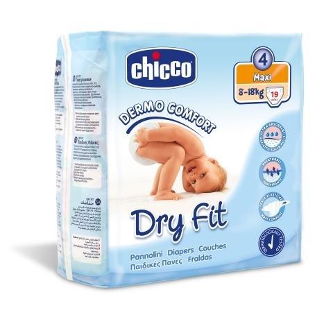 Chicco Nuovi Pannolini DryFit Maxi 20pz