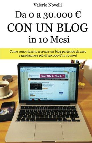 Da 0 a 30.000 € Con un Blog in 10 Mesi: Come sono riuscito a creare un nuovo blog e guadagnare più di 30.000 € in 10 Mesi