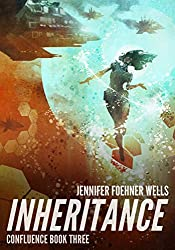 Inheritance: (previously titled: The Druid Gene) (Confluence Book 3) (English Edition)