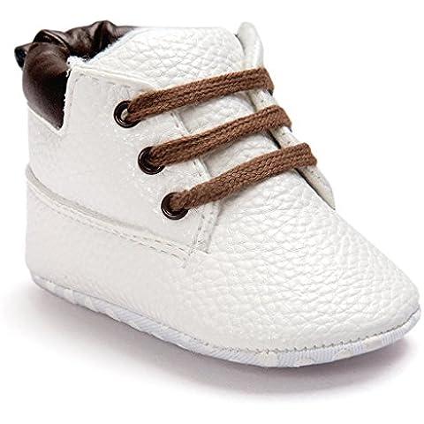 Zapatos De Bebé, RETUROM Este Nuevo Y Confortable Fresca Del Niño Del BebÉ Suavemente ÚNico Zapatos De Cuero De Los Zapatos De BebÉ Del Niño De La Muchacha Del