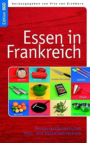Restaurantdolmetscher - französisches Koch- und Küchenwörterbuch (Edition BoD) ()