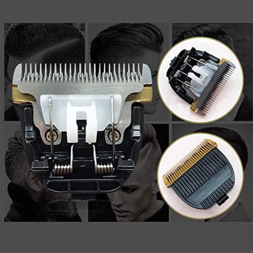 FENSIN 1pcs Rasoir Electrique, Remplace la Tête de Coupe Compatible avec Panasonic ER-GP80 1610 1611 1511 153 154 160 VG101 Pièces de rechange pour moteur principal (A)
