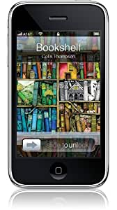 GelaSkins Pellicola di protezione, Bookshelf per Apple iPhone 3. generazione e Terza Gen Speed