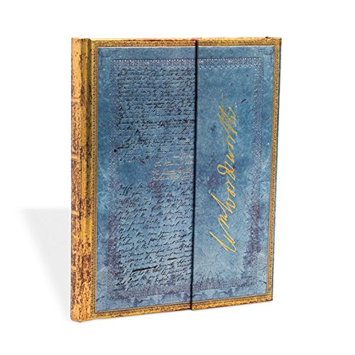 Paperblanks Embellished Manuscripts - Mini taccuino con pagine a righe, motivo Wordsworth