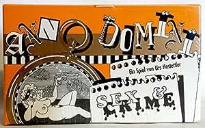 ABACUSSPIELE 09985 - Anno Domini - Sex und Crime