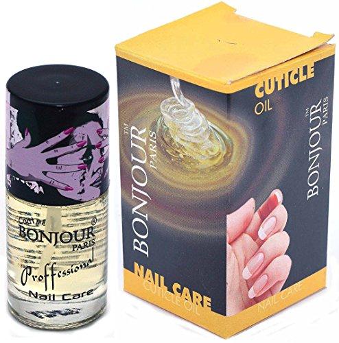 Bonjour Paris Ultra Care Cuticle Nail Oil, 9ml