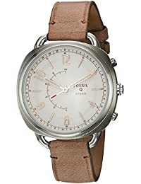Fossil Analog Silver Dial Women's Watch-FTW1200