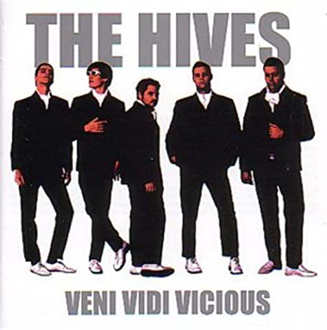 Veni,Vidi,Vicious [Vinyl LP] (Silver Vinyl)