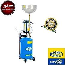Extractor de aceite para motor exhausto de automóvil, moto, camión o scooter.