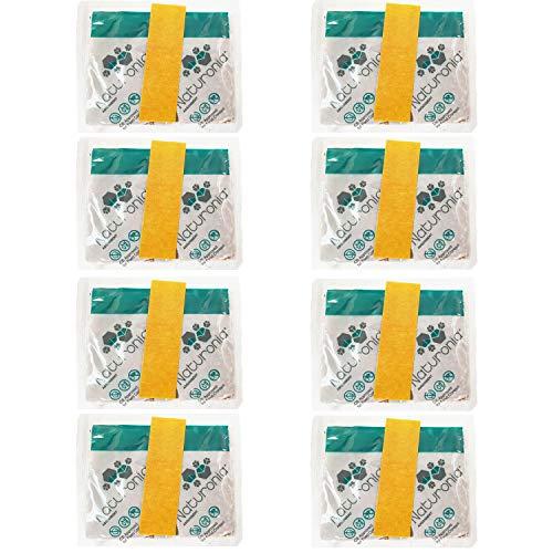 Naturonia Elimina Olores Mascotas Gato Perro - Neutralizador Eliminador Olor Orina Dispositivo Fragancia … (Aloe Vera, 8)