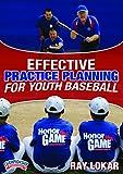 Ray lokar de la construcción de una eficaz juventud práctica de béisbol (DVD)