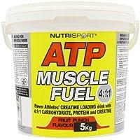 Nutrisport ATP Muscle Fuel Summer Fruits Powder 5Kg