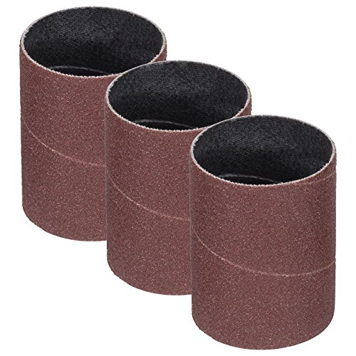 3x Schleifhülsen K80 Ø 45 mm für Schleifroller KRT270101