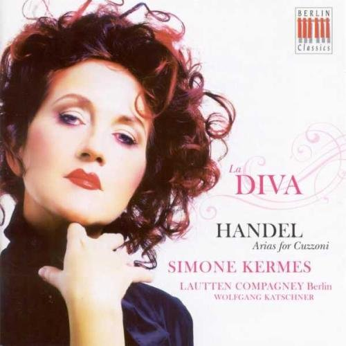 Georg Friedrich Händel - La Diva: Arias for Cuzzoni