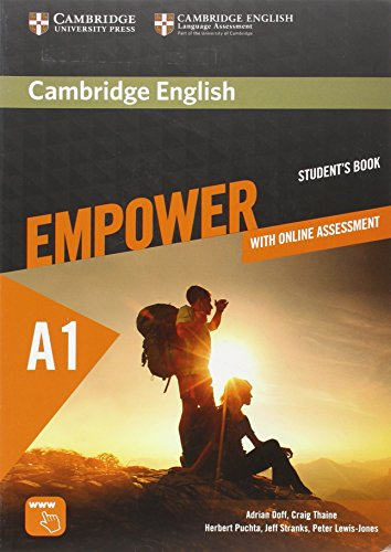 Cambridge English Empower Starter Student's Book with Online Assessment and Practice