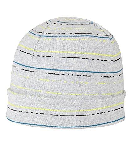 d-generation Jungen Mütze Topfmütze Jersey, Grau (Light Gray Melange 8100), (Herstellergröße: 53)