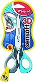 Maped Sensoft 3D Left Handed Scissors  13cm / 5'