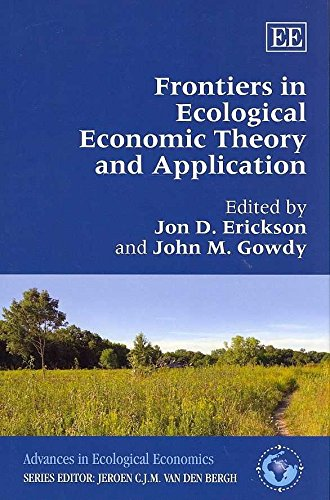 [(Frontiers in Ecological Economic Theory and Application)] [Edited by Jon D. Erickson ] published on (June, 2007)