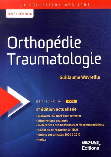 Orthopdie Traumatologie