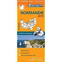 Normandie : 1/200 000