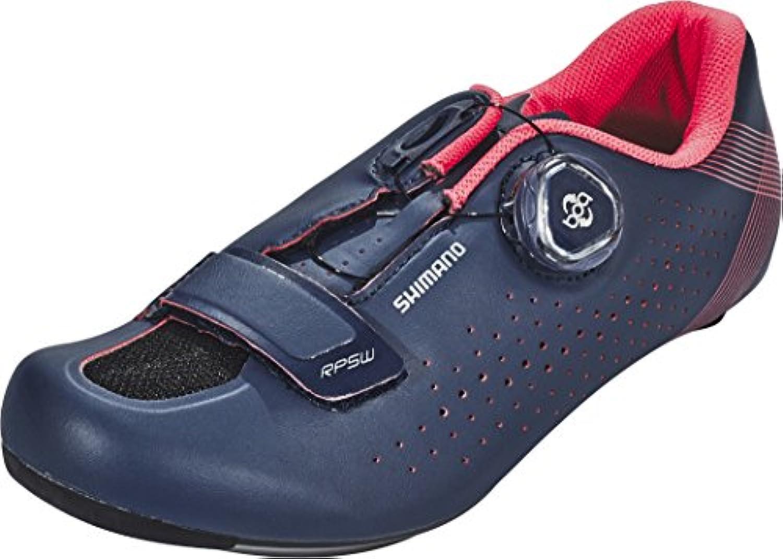 Shimano shrp5pc380wn00 – – – Scarpe da ciclismo, 38, blu, donna | Shop  779d00