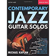Contemporary Jazz Guitar Solos: Guitar: Jazz