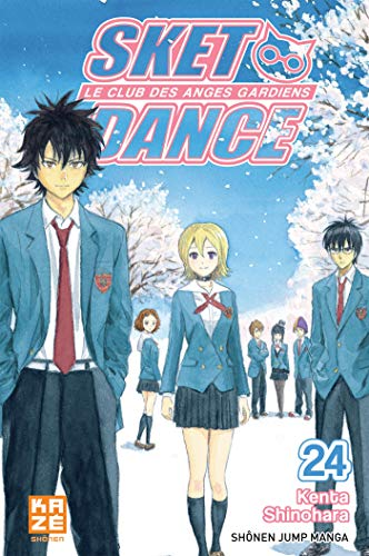 Sket Dance - Le club des anges gardiens Edition simple Tome 24