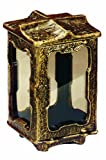 Grablaterne Freidorf Bronze pat., Höhe 22 cm