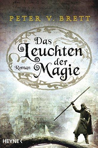 Das Leuchten der Magie: Roman (Demon Zyklus 5) (Cutter Leichter)