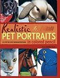 Image de Realistic Pet Portraits in Colored Pencil