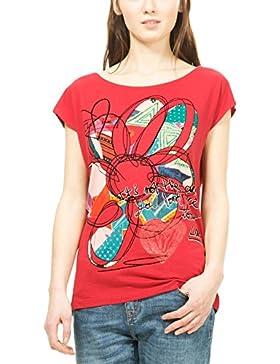 Desigual Ts_cristina, Camiseta para Mujer