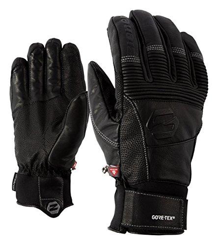 Ziener Gaber GTX (R) PR Glove, Herren, Schwarz, 8.5