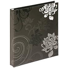 Einsteckalbum Grindy, schwarz, 400 Fotos 10x15 cm