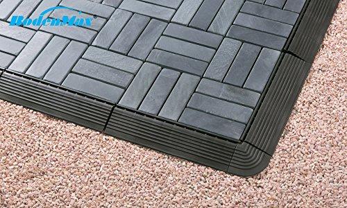 Piastrelle per pavimenti in ardesia naturale in pietra naturale
