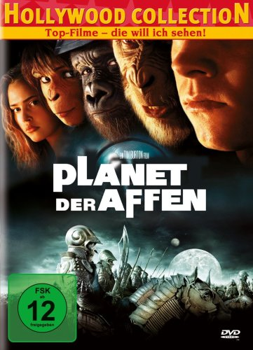 Twentieth Century Fox Home Entert. Planet der Affen (2001) (Einzel-DVD)